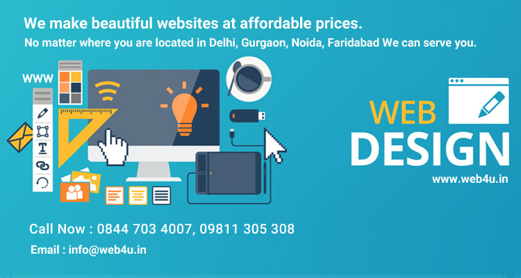 Website Design Shastri Nagar