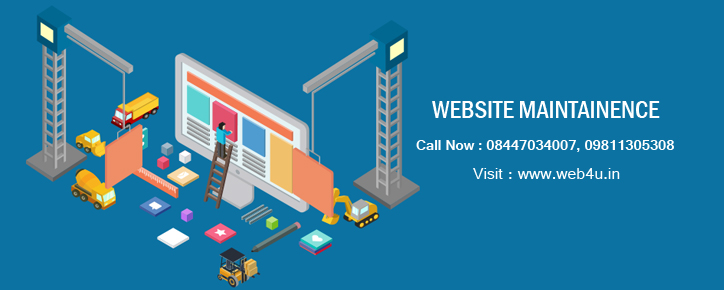 Website Maintenance Company in Delhi