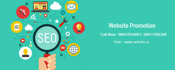 Website Promotion Company in Delhi